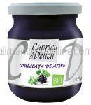 * Dulceata Bio Ecologica de Afine CAPRICII SI DELICII 215g
