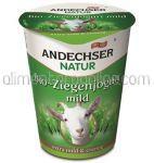 Iaurt Bio Ecologic din Lapte de Capra 3.2% ANDECHSER 125g