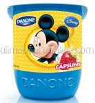 Iaurt cu Capsuni DANONE Disney 120g