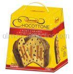BOROMIR Panettone cu Caramel si Ciocolata 550g
