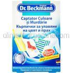Captator pentru Culoare si Murdarie Dr. BECKMANN 20buc