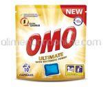 Detergent Automat Capsule pentru Rufe OMO Ultimate Gel 10buc