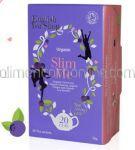 ENGLISH TEA SHOP Ceai de Slabit Bio Ecologic Slim Me 20buc