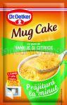 * Prajitura la Minut cu Gust de Vanilie si Citrice Mug Cake Dr. OETKER 53g