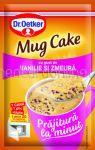 * Prajitura la Minut cu Gust de Vanilie si Zmeura Mug Cake Dr. OETKER 53g