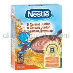 8 Cereale Junior NESTLE 250g