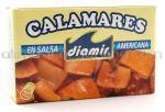 Calamar Bucati in Sos American DIAMIR csv. 110g