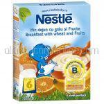 Mic Dejun Cereale de Grau cu Fructe 250g
