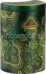 BASILUR Ceai Verde Ceylon cu Menta Marocana Cutie Cadou 100g