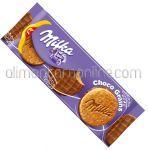 Biscuiti cu Ciocolata si Cereale MILKA Choco Grains 125g