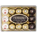 Bomboane de Ciocolata FERRERO ROCHER Collection 172g