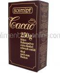 Cacao Pudra SCHMIDT 250g