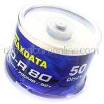 CD Inscriptibil CD-R 700Mb 52x TRAXDATA 50buc