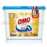 Detergent Automat Capsule pentru Rufe OMO Ultimate Gel 17buc