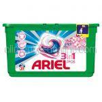 Detergent Automat Gel pentru Rufe ARIEL Lenor Touch 3in1 Capsule 39x29.9ml