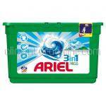 Detergent Automat Gel pentru Rufe ARIEL Alpine 3in1 Capsule 39x29.9ml