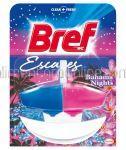 * Dezinfectant Odorizant Lichid Pentru Vasul de Toaleta BREF Duo Escapes Bahama Nights 50ml