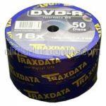 DVD Inscriptibil DVD-R 4.7Gb 16x TRAXDATA Folie 50buc