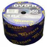 DVD Inscriptibil DVD-R 4.7Gb 16x TRAXDATA Folie 50buc