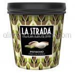 Inghetata cu Fistic (Pistachio) LA STRADA 500ml
