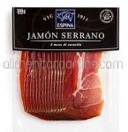 Jambon Serrano Lonchas ESPINA 125g