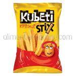 KUBETI Stix cu Ketchup 6x40g