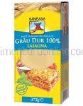 Paste Fainoase din Faina de Grau Dur - Foi de Lasagna BANEASA 375g