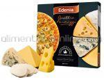Pizza EDENIA Quatro Formagi 325g
