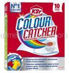 Servetele pentru Rufe Colorate K2r Colour Catcher 10buc