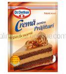 Crema cu Gust de Caramel pentru Prajituri Dr.OETKER 3x50g