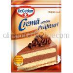 Crema cu Gust de Ciocolata pentru Prajituri Dr.OETKER 3x55g