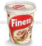 Crema de Ciocolata si Lapte FINETI Duo 400g