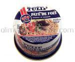Pate de Ficat de Porc TULIP 3x125g