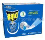 Aparat Electric cu Pastile Laminate Anti Tantari RAID (Ap + 10 Pastile)