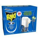 Aparat Electric cu Rezerva Lichida Anti Tantari RAID Liquid 21ml