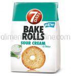Bake Rolls 7 DAYS Smantana si Ceapa 70g