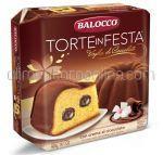 BALOCCO Cozonac Torte in Festa Ciocolata 400g [Paste 2017]