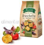 Bruschette Bites MARETTI Legume Mediteraneene 70g