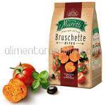 Bruschette Bites MARETTI Rosii, Masline si Oregano 70g