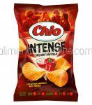 CHIO Chips Intense cu Aroma de Smantana si Paprika 140g