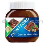 Crema de Alune cu Cacao Dietetica MONTEORO 350g