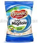 Fulgi de Migdale Crude ORLANDO'S 250g