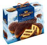 GRAN DUCALE Cozonac Agnello Cu Crema de Ciocolata 750g