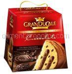 GRAN DUCALE Cozonac Panettone cu Ciocolata 750g