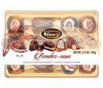 Praline Asortate de Ciocolata WITOR'S Rendez-Vous 145g