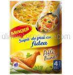 Supa de Pui cu Fidea Plic MAGGI 50g