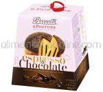 BAULI Cozonac Panettone Espresso & Chocolate 600g