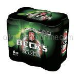 Bere Blonda BECKS dz. 6x500ml