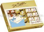 Bomboane de Ciocolata Asortate FERRERO DIE BESTEN Nuss Edition (Kusschen + Ferrero Rocher + Kusschen White) 253g