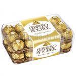 Bomboane de Ciocolata FERRERO ROCHER 375g